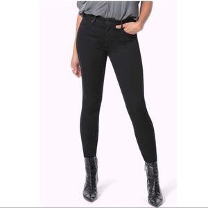 """JOE'S Jeans The Icon Skinny """"Regan"""" black jeans 28"""